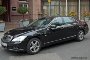Mercedes S Sınıfı