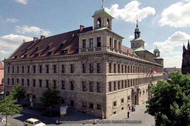 Nuernberg Altes Rathaus