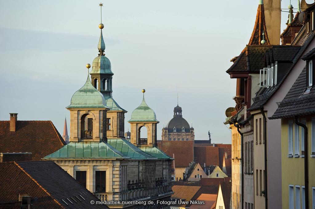Nuernberg Altstadt