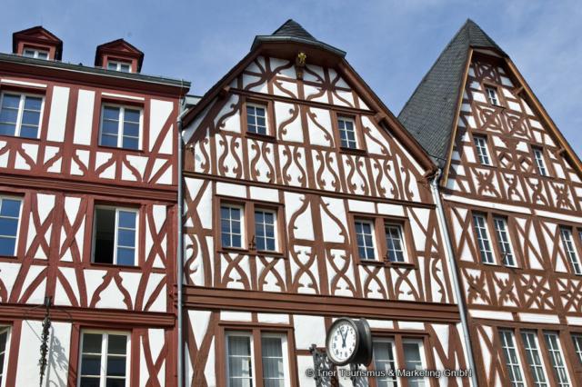 Trier Fachwerkhäuser