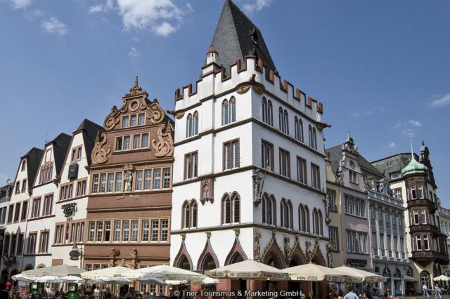Trier Markt Steipe