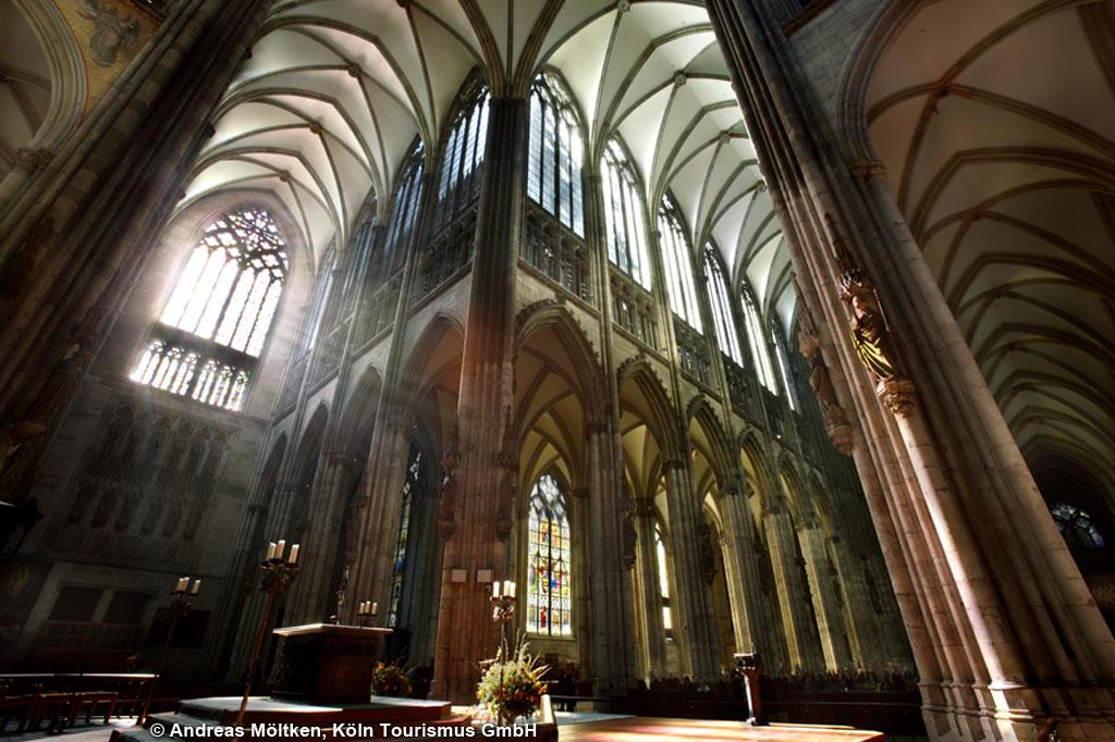 Kölner Dom innen