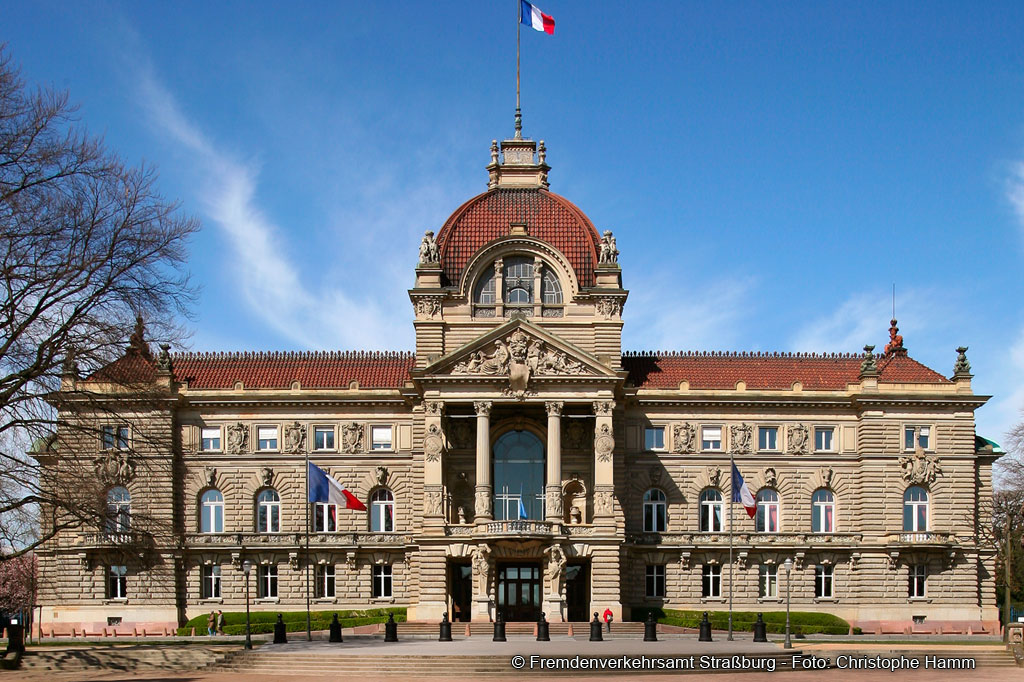 Palais du Rhin