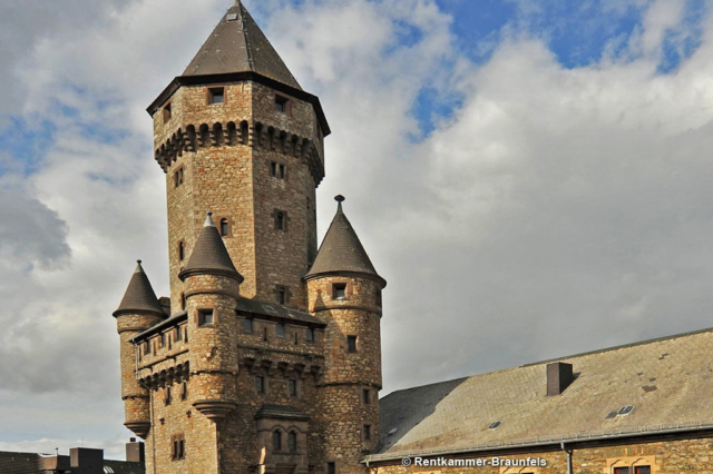 Braunfels Bergfried