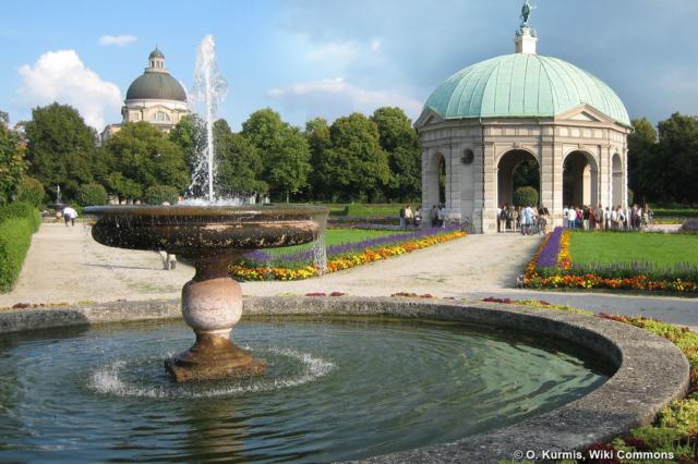 Hofgartentempel Muenchen
