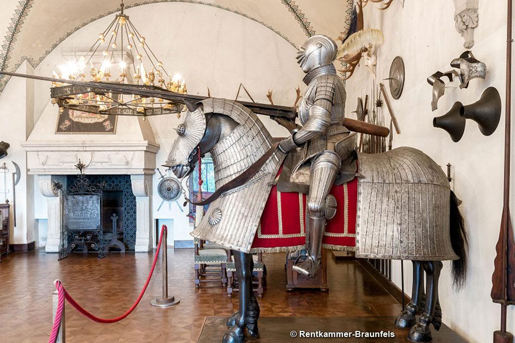 Braunfels Rittersaal